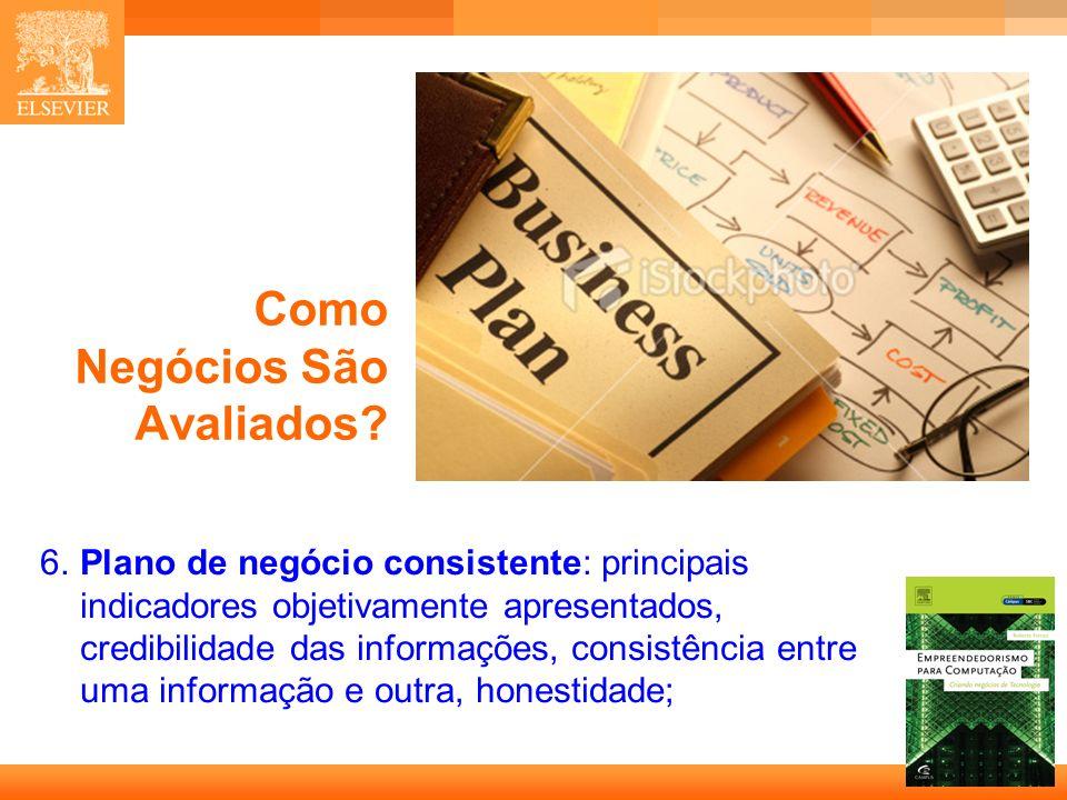24 Capa Como Negócios São Avaliados.
