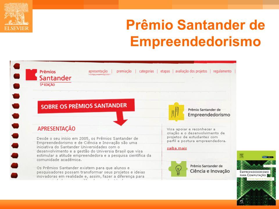 4 Capa Prêmio Santander de Empreendedorismo