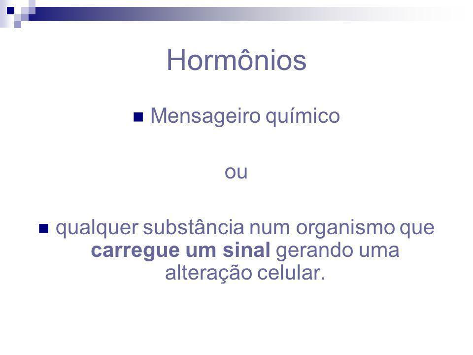 O hormônio trópico da hipófise retroalimenta negativamente o hipotálamo.
