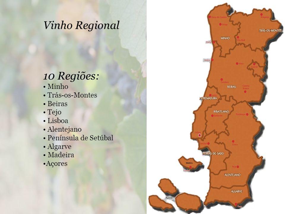 Beiras – DOC Dão RegiãoColinas em série e pequenas parcelas de terra; Floresta (pinheiros e eucaliptos).