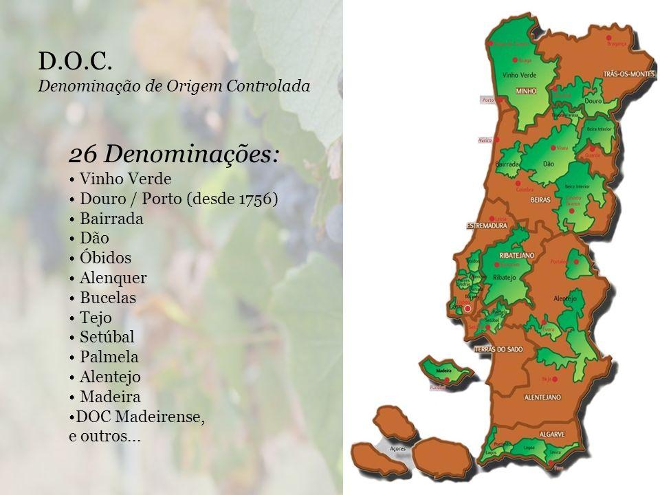 Beiras - DOC Bairrada RegiãoMontes baixos que oferecem variados tipos de terreno.