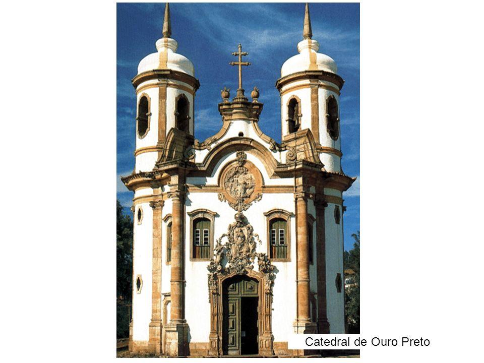 Catedral de Ouro Preto