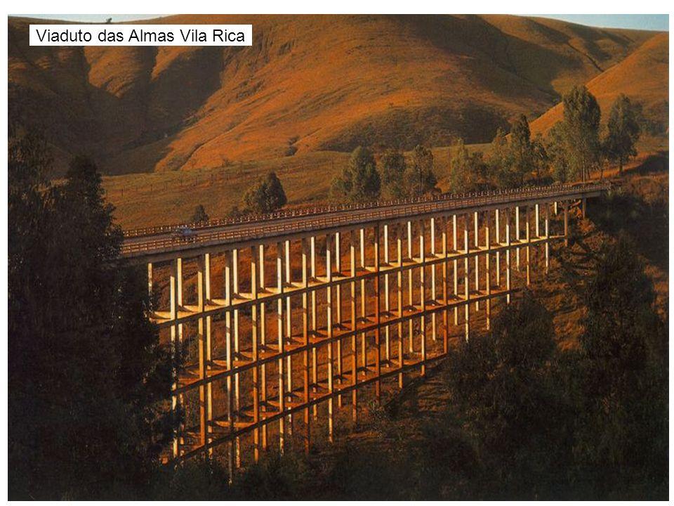 Viaduto das Almas Vila Rica