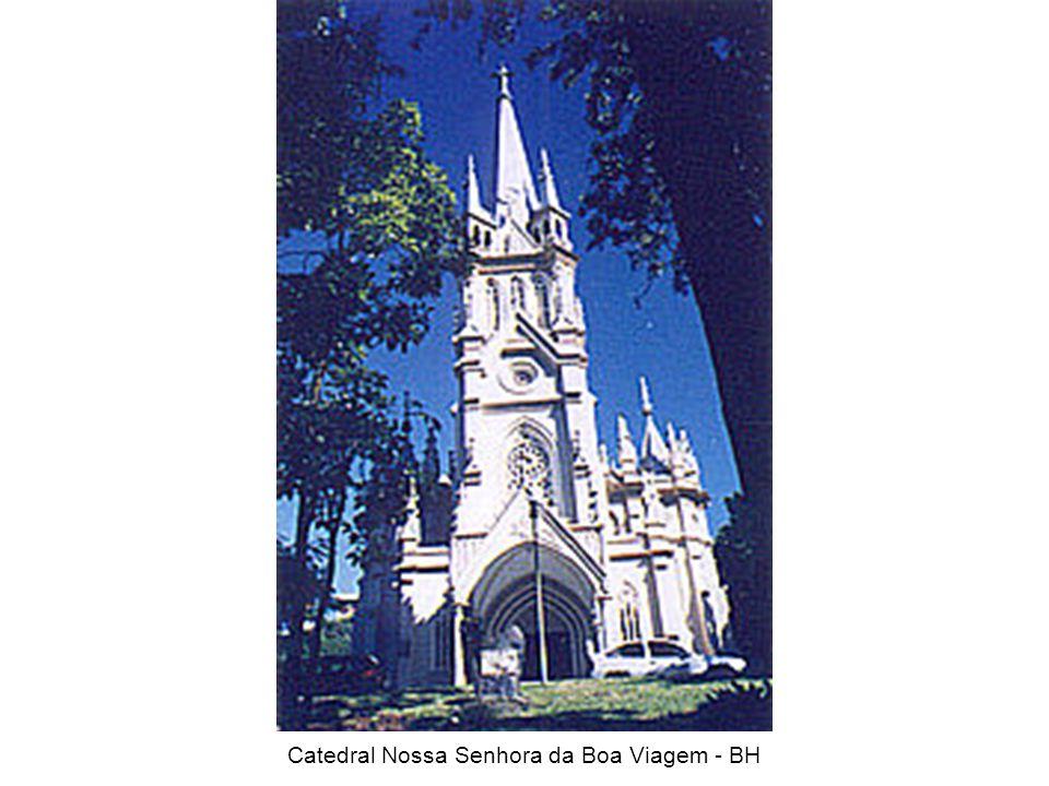 Catedral Nossa Senhora da Boa Viagem - BH