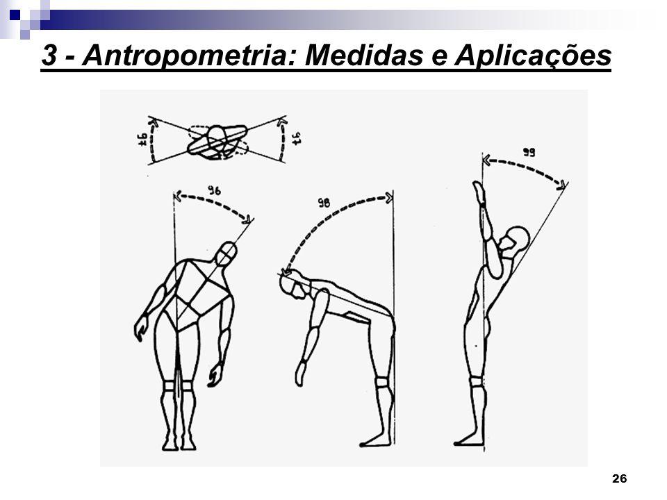 26 3 - Antropometria: Medidas e Aplicações