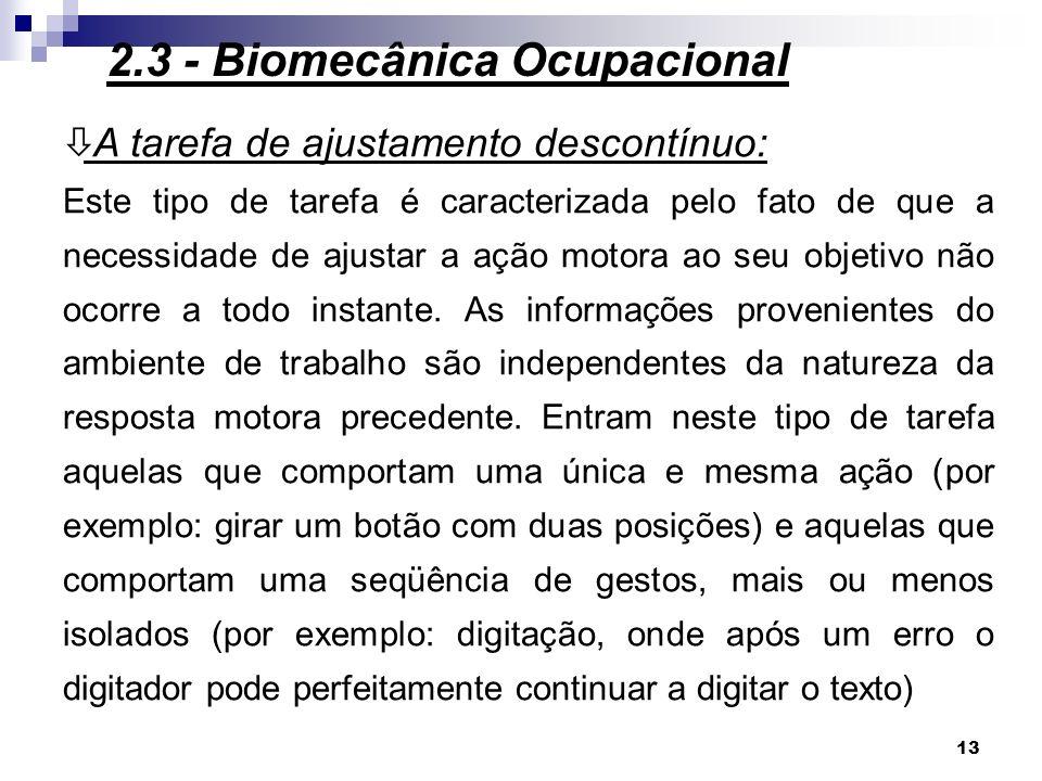 ERGONOMIA 14 Prof.