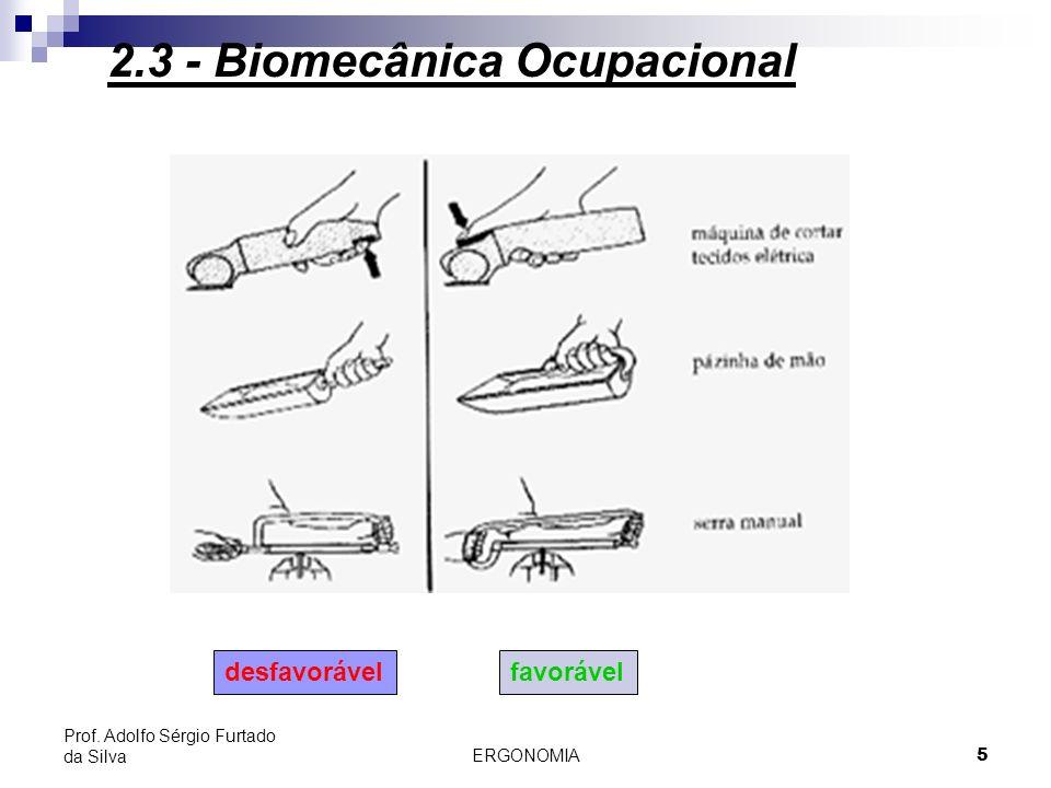 ERGONOMIA 6 Prof.