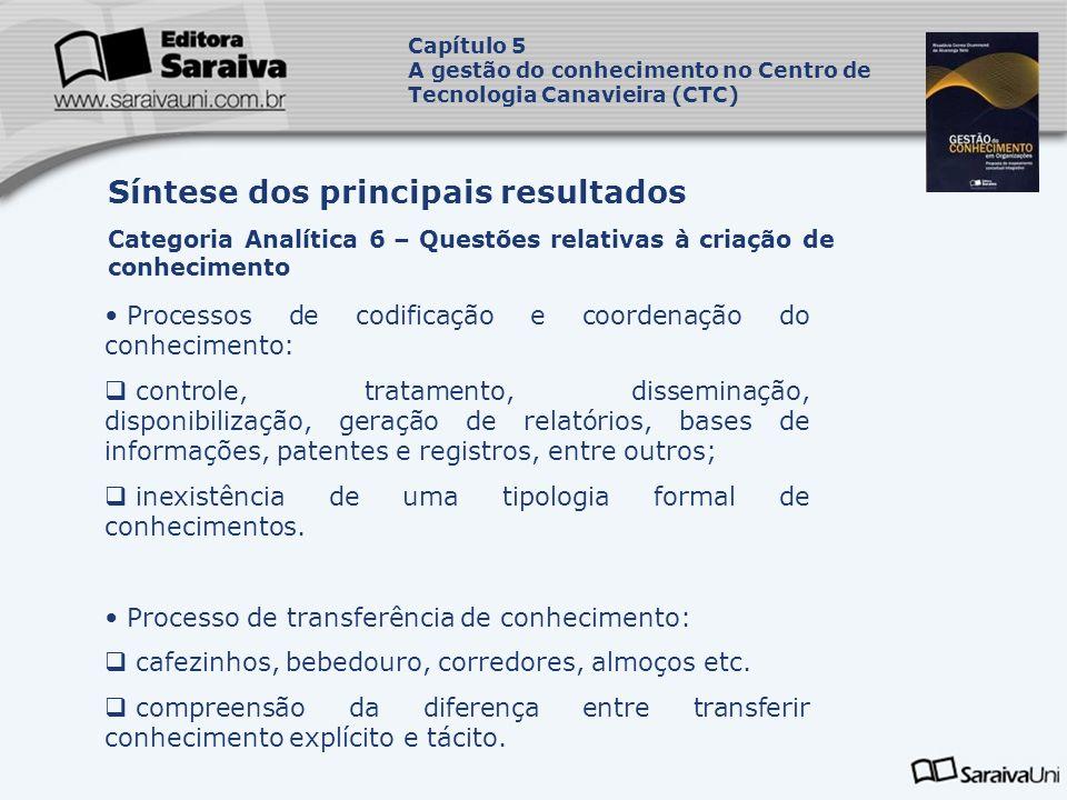 Processos de codificação e coordenação do conhecimento: controle, tratamento, disseminação, disponibilização, geração de relatórios, bases de informaç