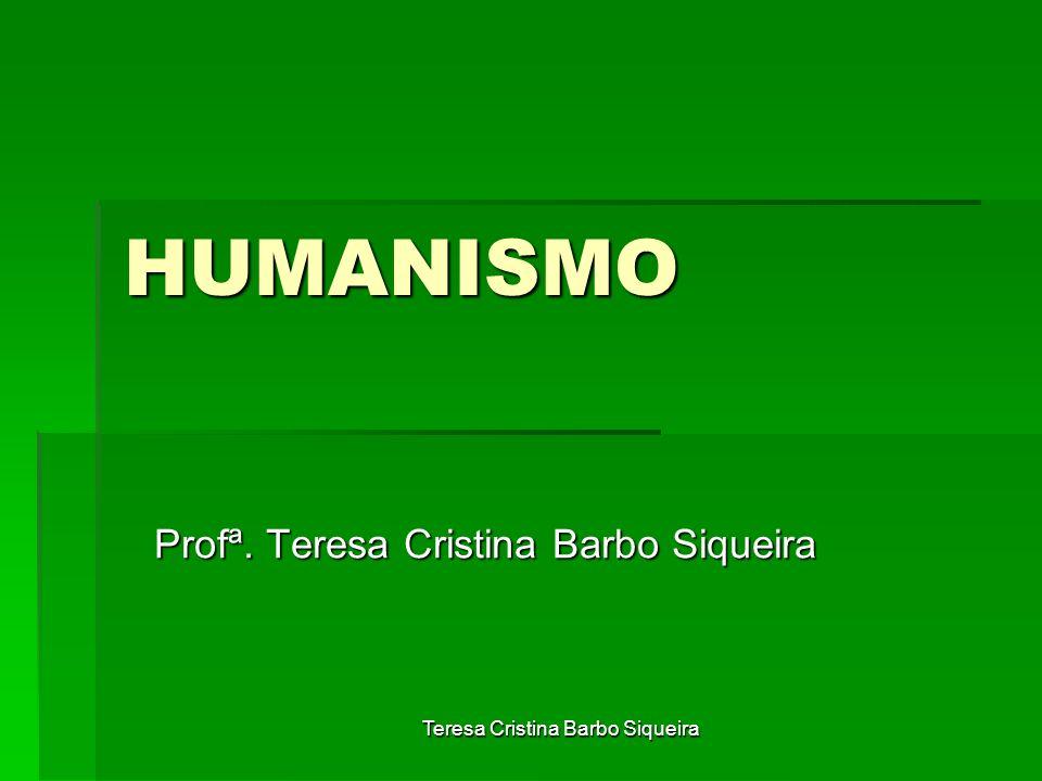Teresa Cristina Barbo Siqueira Psicologia Humanista Psicologia Humanista surge nos Estados Unidos, na década de 60, como um movimento contrário às forças predominantes do Beharviorismo e da Psicanálise.