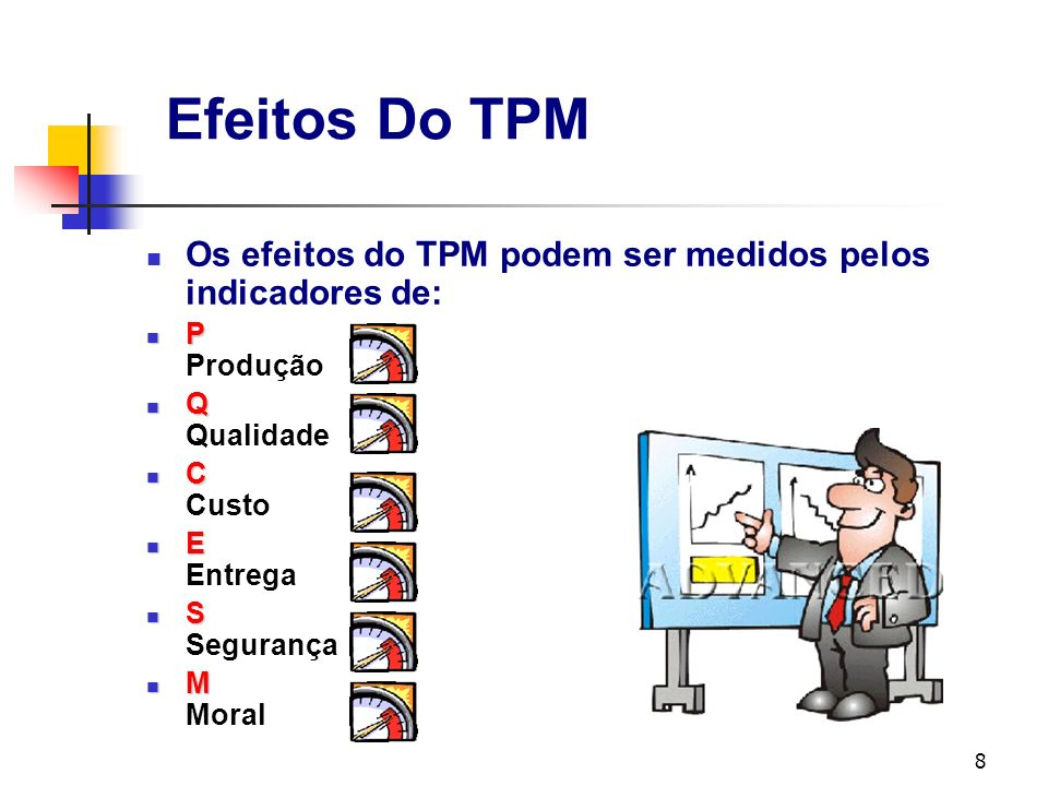 9 Os oito Pilares da TPM