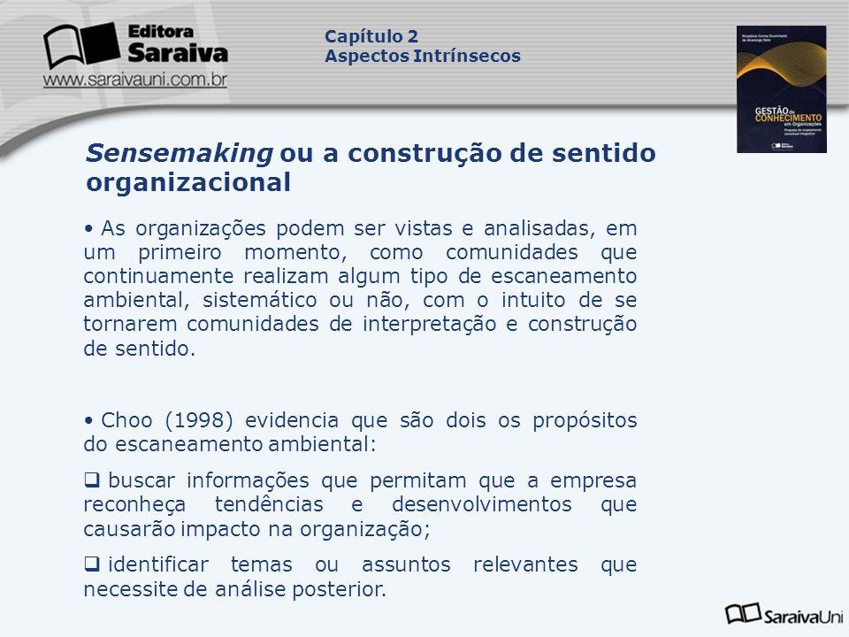 Segundo Sveiby (1998), o conhecimento é a capacidade de agir e não pode ser destacado do contexto.