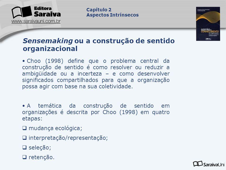 Problema da codificação e coordenação do conhecimento gerado.