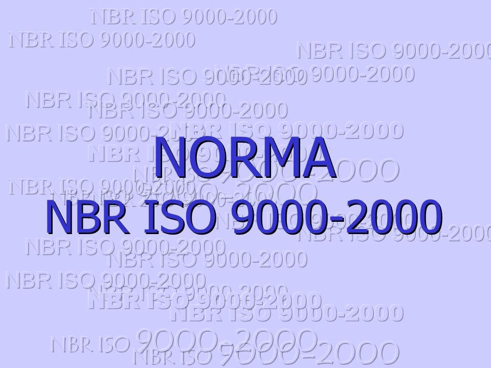 O que aconteceu com as Normas NBR ISO 9000 a partir desta revisão do ano 2000?