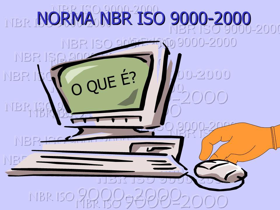 Você falou NBR ISO 14001, que tipo de norma é essa.