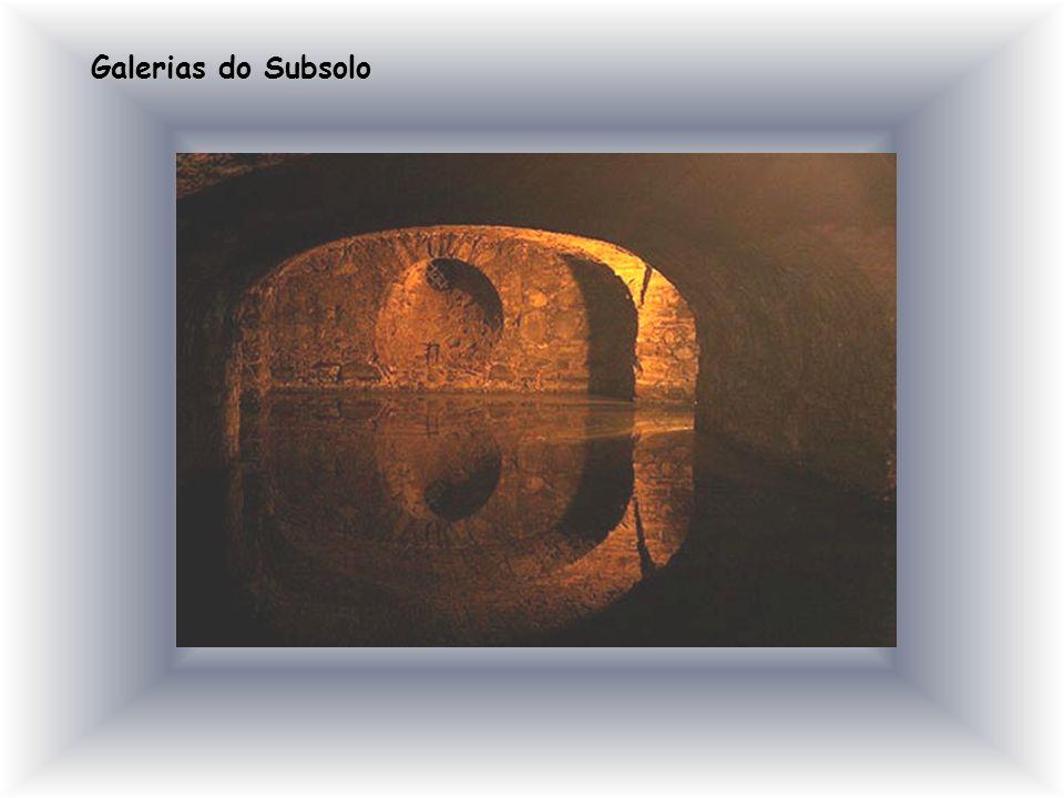 Galerias do Subsolo