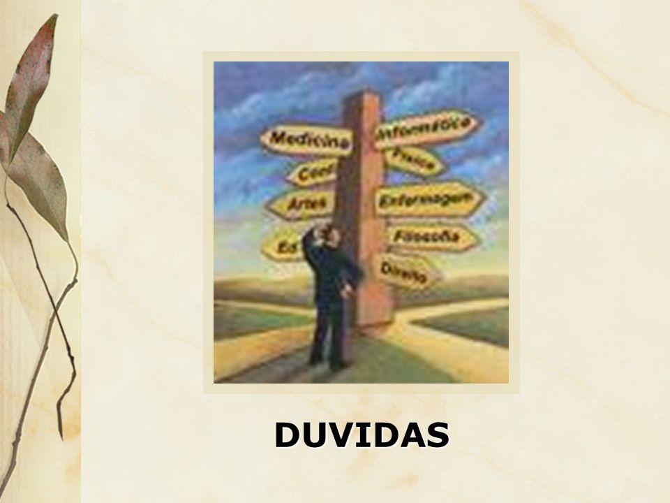 DUVIDAS
