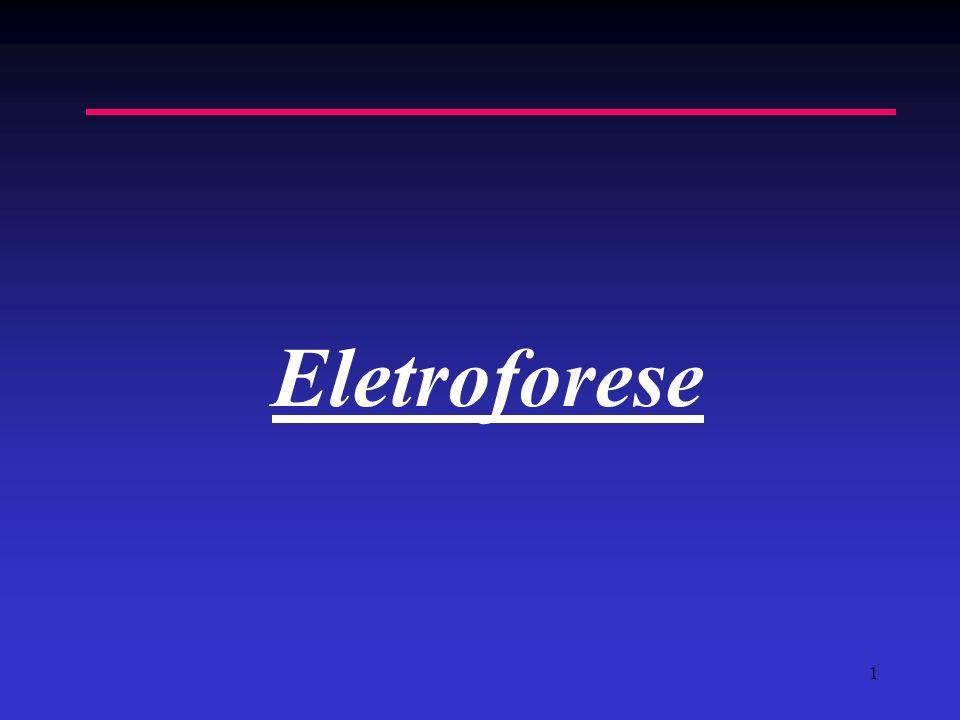 1 Eletroforese