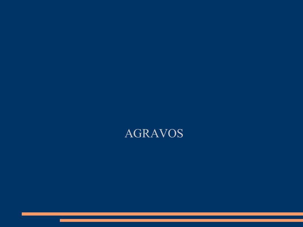 Espécies de agravos Agravo de instrumento (art.28, caput, Lei 8.038/90) Agravo previsto no art.