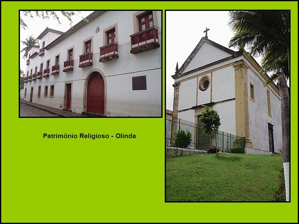 Patrimônio Religioso - Olinda