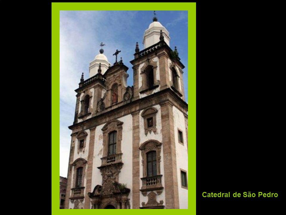 Centro Tradicional do Recife e Ponte Duarte Coelho