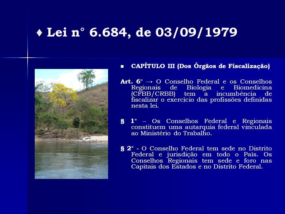 Lei n° 6.684, de 03/09/1979
