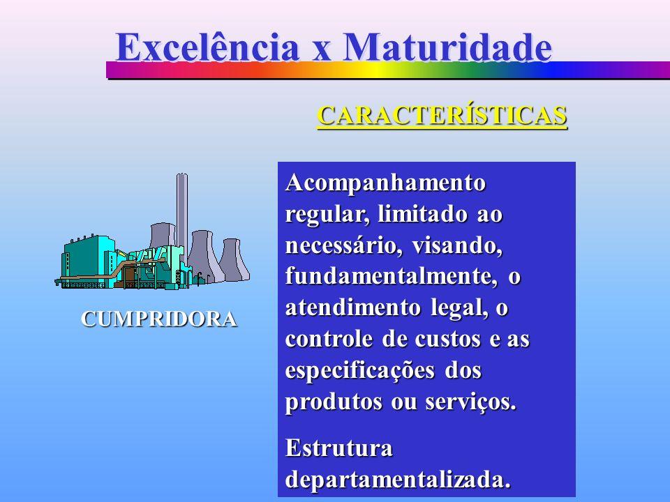 Acompanhamento regular, limitado ao necessário, visando, fundamentalmente, o atendimento legal, o controle de custos e as especificações dos produtos