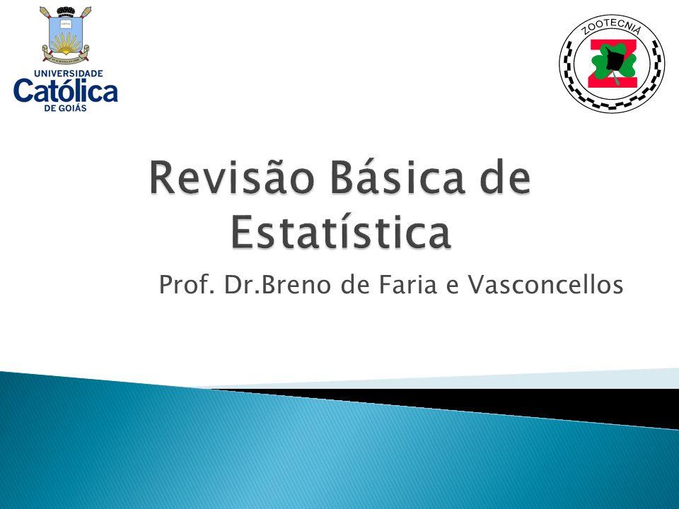 Prof. Dr.Breno de Faria e Vasconcellos
