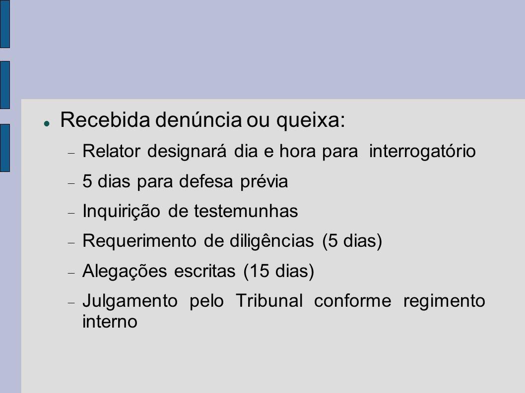 Julgamento STF Apresentação do relatório (Relator); Inquirição de testemunhas (Relator, facultativamente demais Ministros, perguntas do Procurador-Geral e das partes); Oitiva dos peritos para esclarecimentos; Debates orais da Acusação e da defesa (1 hora, prorrogável pelo Presidente); Na Ação Privada o Procurador-Geral falará ao final pelo prazo de 30 min.; Encerrados os debates o Tribunal proferirá o julgamento.