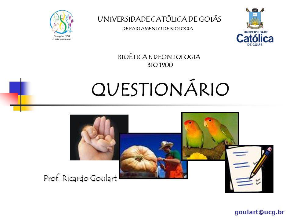 Considerações Gerais Estudo dos princípios, fundamentos e sistemas de moral.