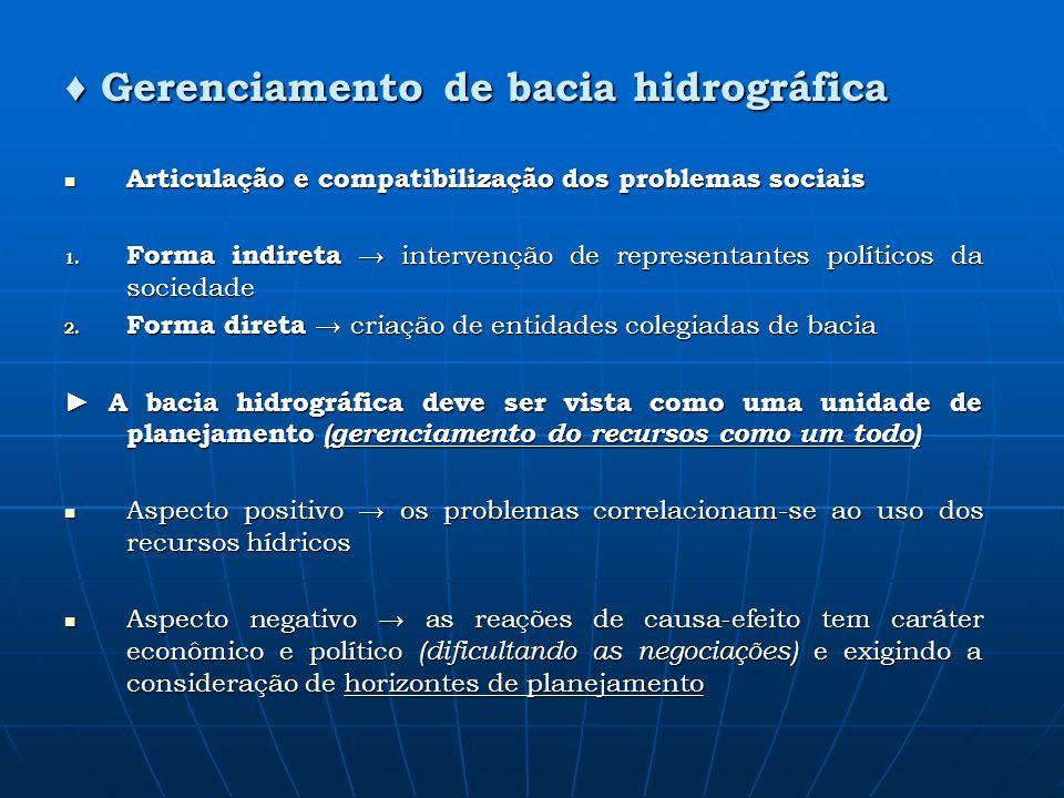 Articulação e compatibilização dos problemas sociais Articulação e compatibilização dos problemas sociais 1. Forma indireta intervenção de representan