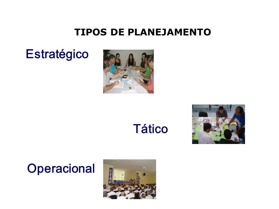 PLANEJAMENTO ESTRATÉGICO PARTICIPATIVO NAS ORGANIZAÇÕES 1) O princípio da contribuição aos objetivos 2) O princípio da precedência do planejamento 3)