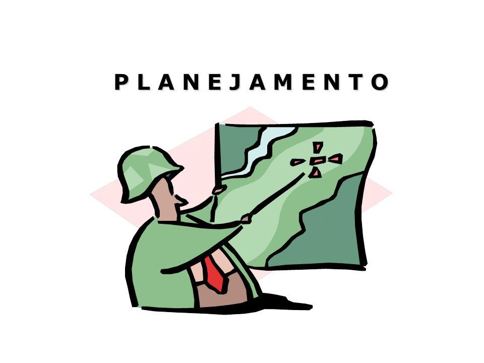 PLANEJAMENTO ESTRATÉGICO PARTICIPATIVO NAS ORGANIZAÇÕES Quando o Estrategista erra, o soldado morre.