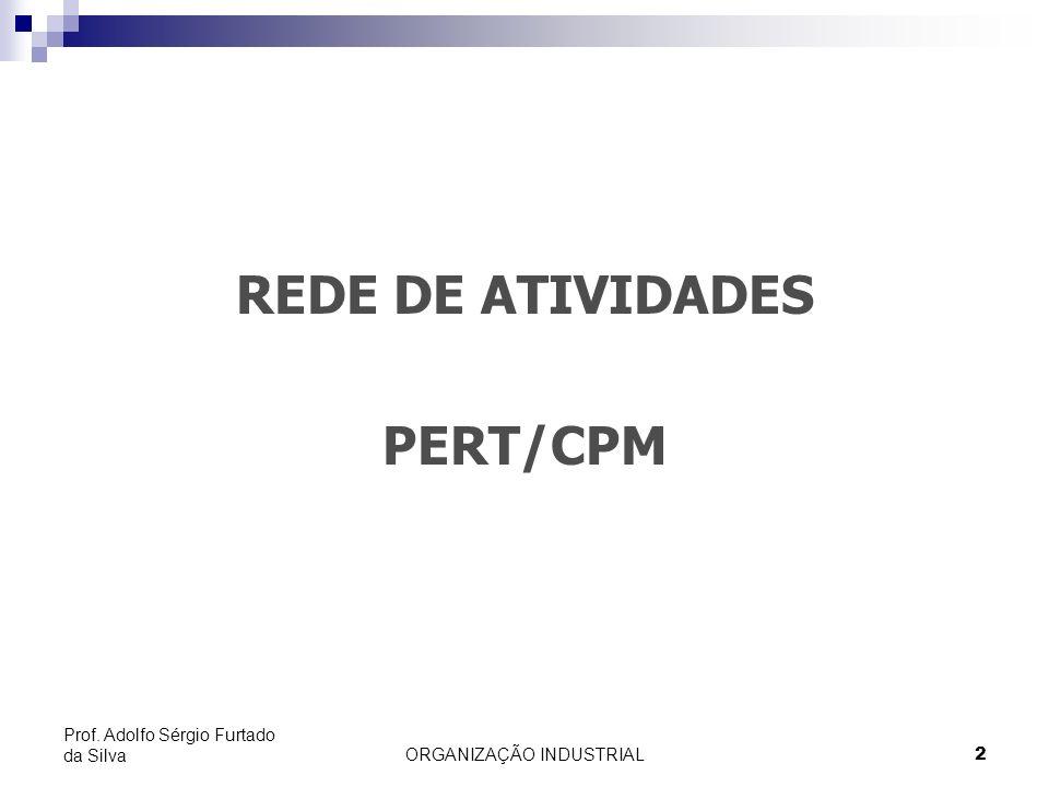 ORGANIZAÇÃO INDUSTRIAL13 Prof.