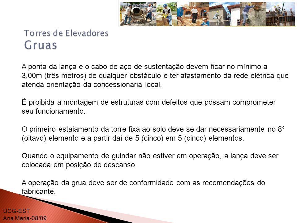 É proibido qualquer trabalho sob intempéries ou outras condições desfavoráveis que exponham a risco os trabalhadores da área.