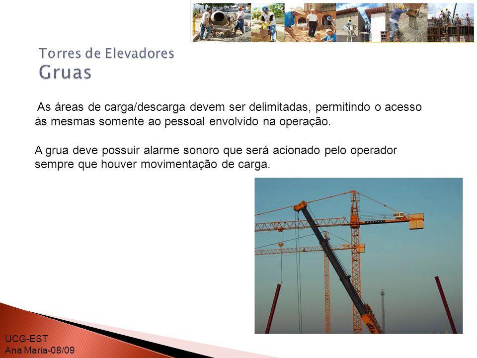 Os elevadores de cremalheira para transporte de pessoas e materiais deverão obedecer as especificações do fabricante para montagem, operação, manutenção e desmontagem, e estar sob responsabilidade de profissional legalmente habilitado.
