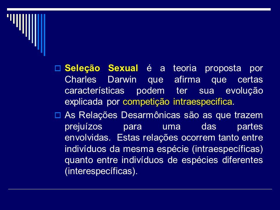 Dois pesquisadores, Buss e Schmitt (1993) do Departamento de Psicologia, da Universidade de Michigan, propuseram a Teoria das Estratégias Sexuais.