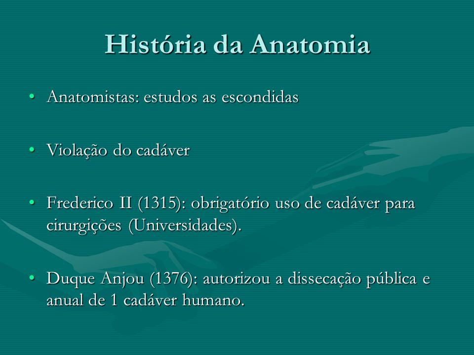 Anatomia como Arte Leonardo da Vinci (1452-1519): arte e ciência caminham de mãos dadasLeonardo da Vinci (1452-1519): arte e ciência caminham de mãos dadas O Homem de Vitrúvio (1492): simetria