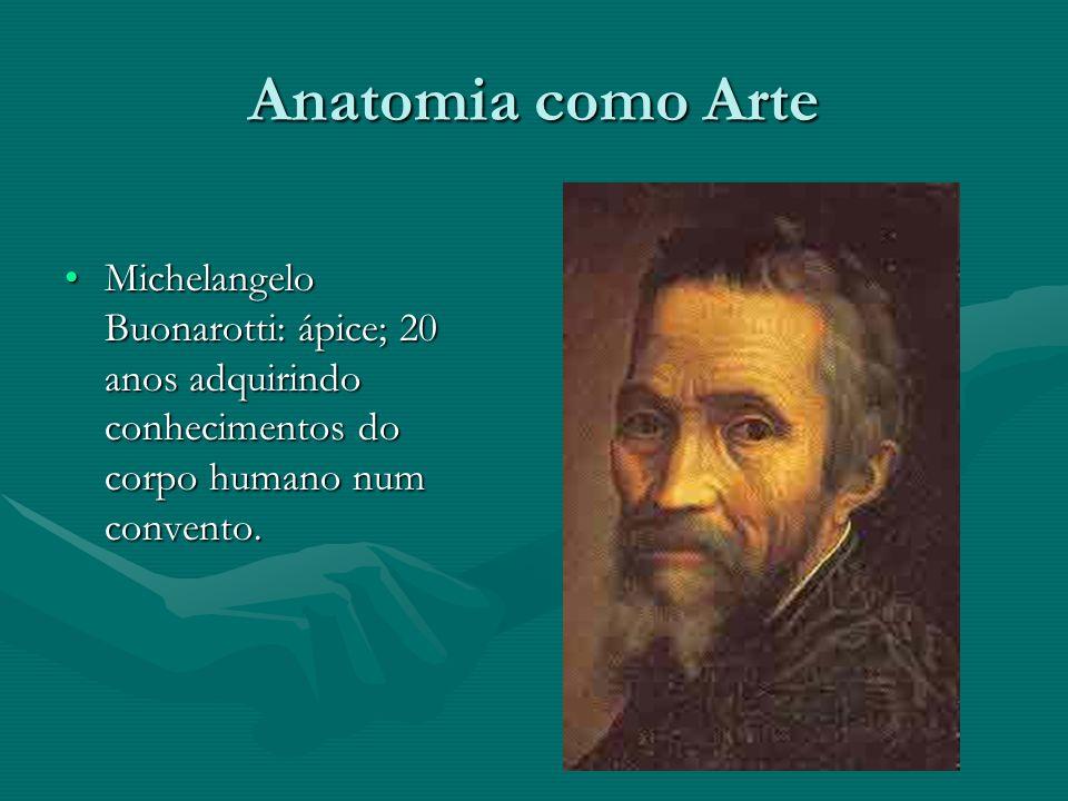 Obras de Michelangelo David Criação do Homem – Capela Sistina Moisés