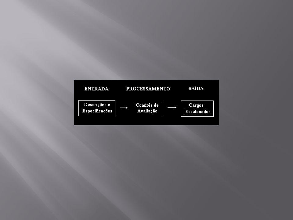 É de suma importância para a consistência do método por pontos a seleção dos cargos-chave.