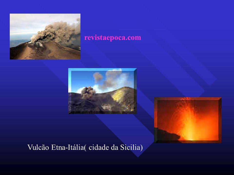 Vulcão Etna-Itália( cidade da Sicilia) revistaepoca.com