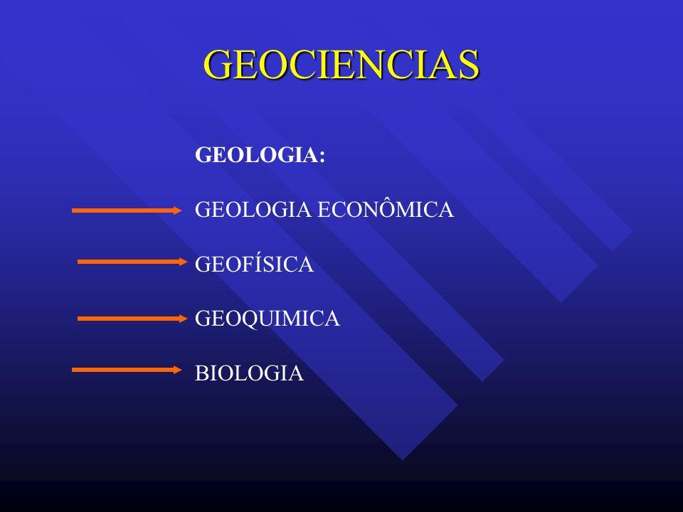 O GEÓLOGO O geólogo tem atuação profissional marcante na sociedade moderna, devido a crescente demanda por recursos naturais (água, recursos minerais, petróleo e gás entre outros) e a necessidade de conservar o equilíbrio da Terra.