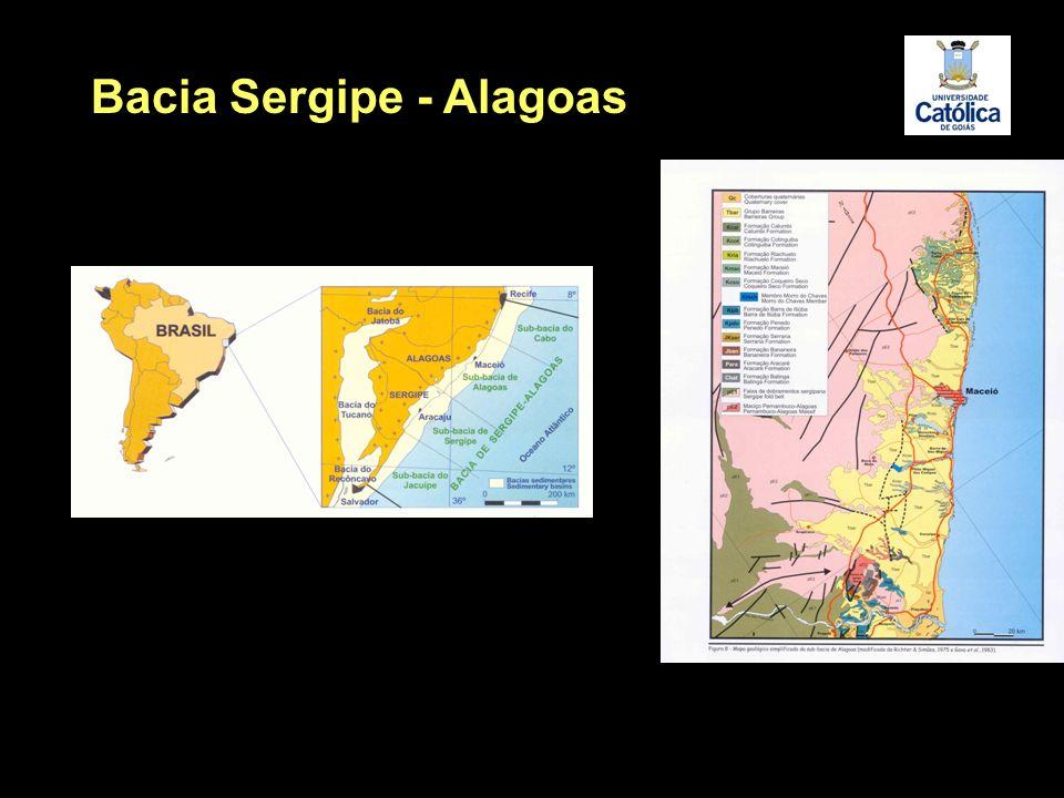 Bacia Sergipe - Alagoas
