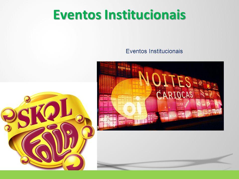 Eventos Institucionais