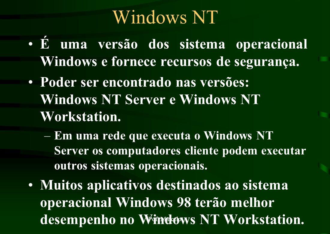 Pof. Marcelo Windows XP - Internet Disponibiliza os programas: –Internet Explorer 5.0; –Outlook Express; –FrontPage Express;