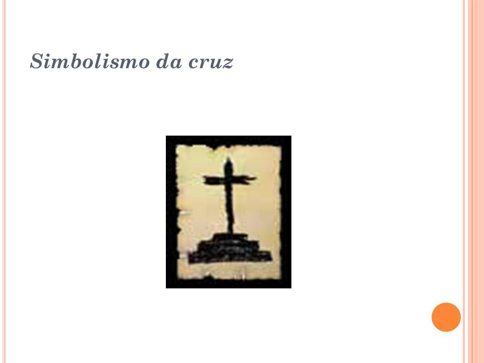 Cruz Gamada (Suástica): A suástica representa a energia do cosmo em movimento, o que lhe confere dois sentidos distintos: o destrógiro, onde seus
