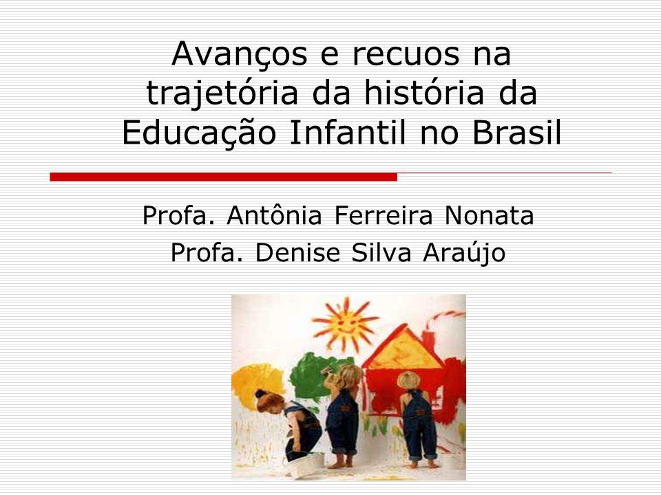 Os primeiros passos no Brasil Até meados do séc.