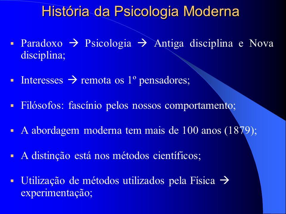 Maneiras mais precisas e objetivas conhecer seu objeto Conhecimento = S = O; S O Aprimoramento instrumental técnicas e métodos Distinção da filosofia Séc.