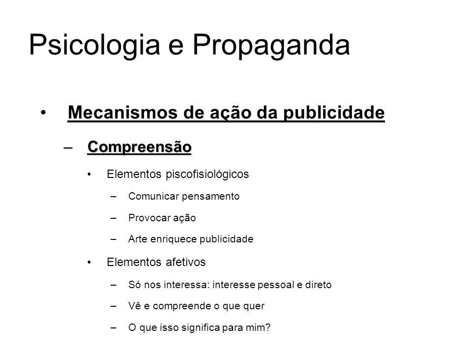 Referências Bibliográficas SANT´ANNA, Armando.Propaganda – teoria, técnica e prática.