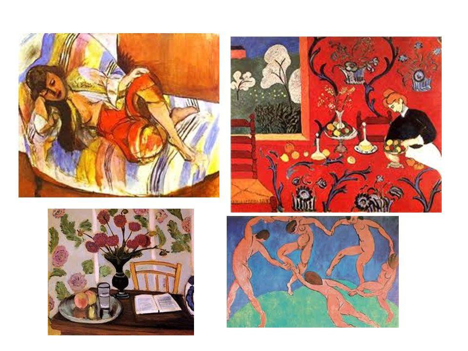 MOVIMENTOS REBELDES SE MULTIPLICAM Os expressionistas alemães foram outras importantes influências para a Arte Moderna.