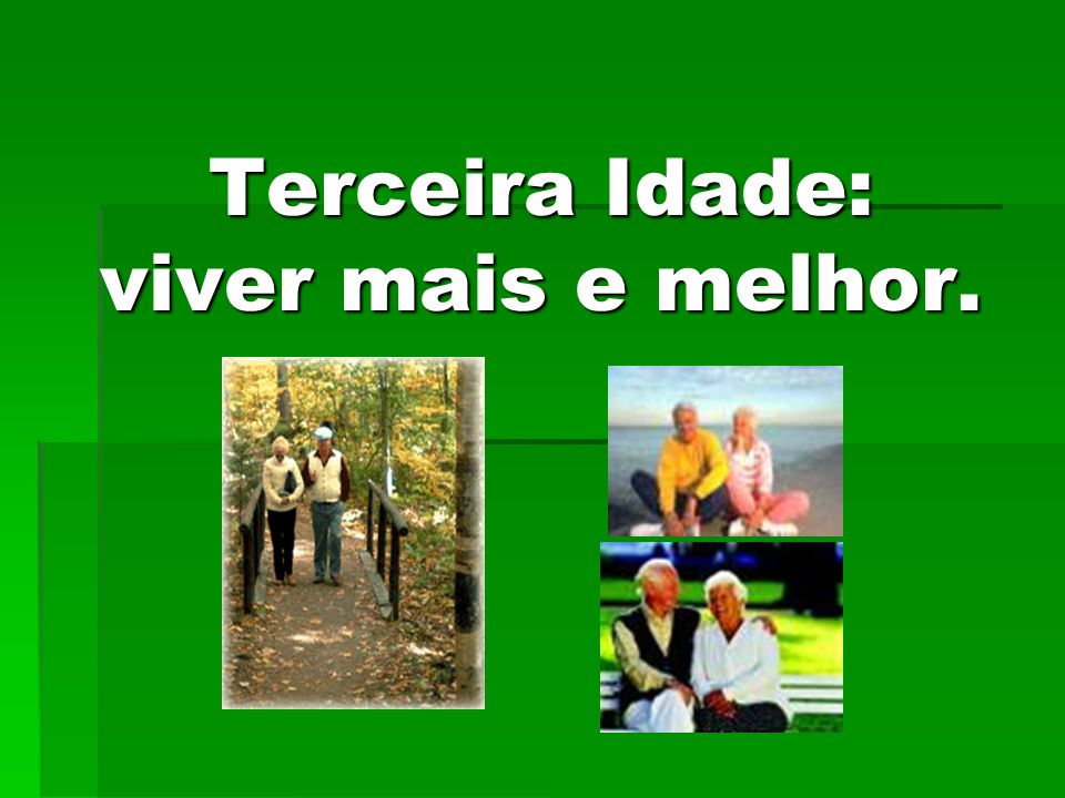 Profª Teresa Cristina Barbo Siqueira 22 Vida saudável...